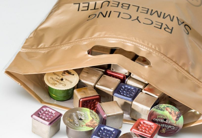 9221ad4d57 Sinnvolle Wiederverwertung von Kaffeekapseln: Tchibo/Eduscho startet  maßgeschneidertes Recyclingsystem